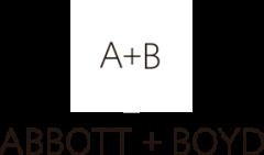 ABBOTT + BOYD